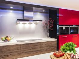 Горячие тренды кухонного интерьера