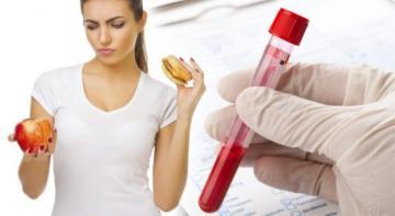 Анализ крови определяет, какая диета работает лучше