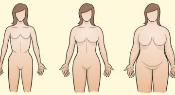 Тип вашего телосложения действительно определяет, как быстро вы теряете вес! Я бы никогда не подумала об этом!