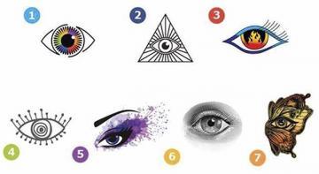 Ընտրեք աչքերից մեկն ու բացահայտեք ձեզ